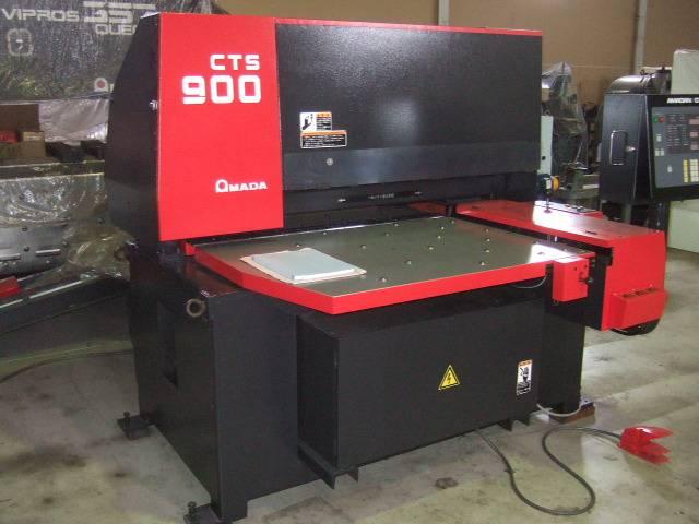 アマダ/CTS-900